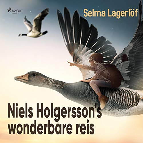 Niels Holgersson's wonderbare reis audiobook cover art