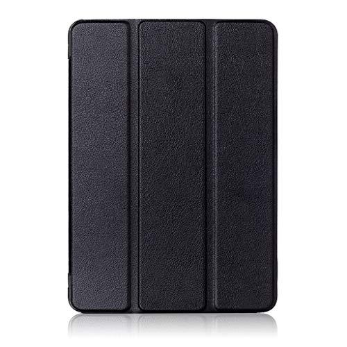 Lenovo Tab 4 8' - Funda de Piel sintética con función Atril para Lenovo Tab 4 8' TB-8504F/N, Color Negro