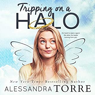 Tripping on a Halo audiobook cover art