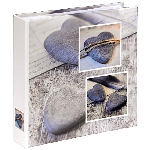 Hama Catania Álbum de Fotos, Cartón, Azul, 10 x 15 cm