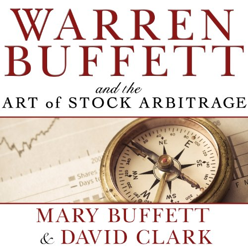 Warren Buffett and the Art of Stock Arbitrage audiobook cover art