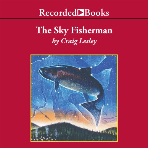 The Sky Fisherman audiobook cover art