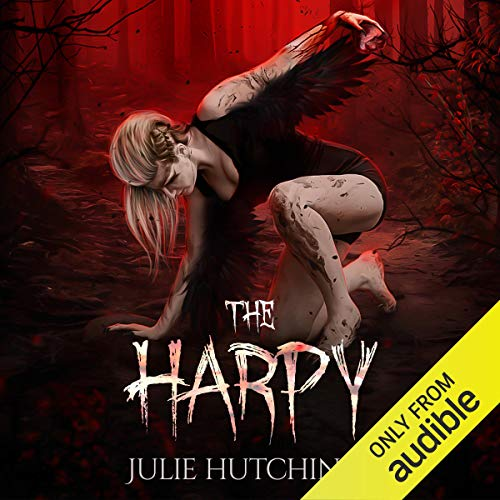 The Harpy audiobook cover art