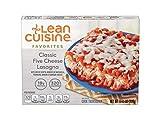 Nestle Stouffers Lean Cuisine Classic Five Cheese Lasagna, 11.5 Ounce -- 12 per case.