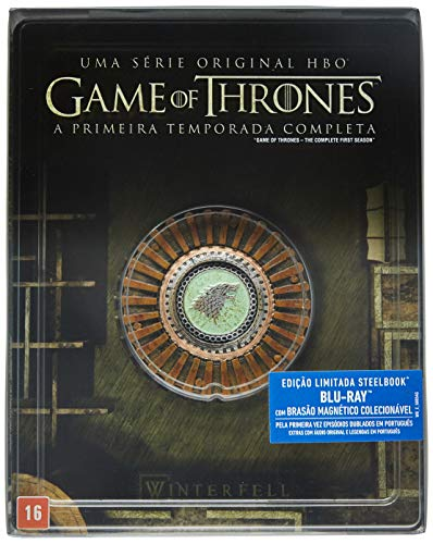 Game Of Thrones 1A Temp Steelbook [Blu-ray]