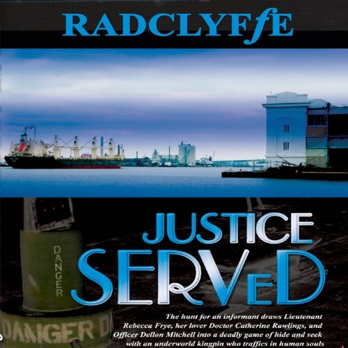 Justice Served cover art