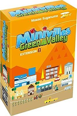 Moonster Games Asmodee - Jeux de cartes - Minivilles