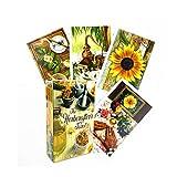 78 Uds versión en inglés The Herbcrafters Tarot Deck Flower Language Color Centennial Oracle Cards Game