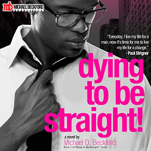 『Dying to Be Straight!』のカバーアート