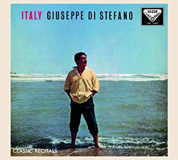 Giuseppe di Stefano: Italy
