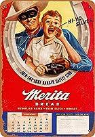 1948メリタパン用ローンレンジャーのコレクターウォールアート