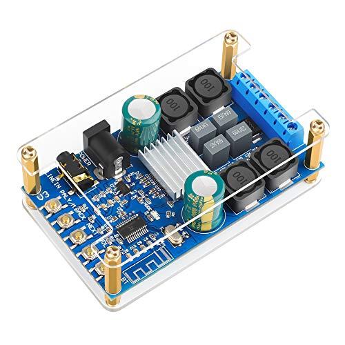 Blue~Tooth Amplifier Board, DROK Digital Amplifier Wire~Less BT 3.0 4.0 4.1 Audio Amp...