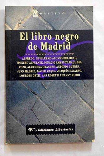 El libro negro de Madrid: 5 (Bolsillo)