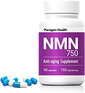 NMN750 The Ultimate Anti Aging Supplement