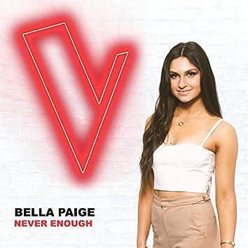 Never Enough (The Voice Australia 2018 Performance / Live)