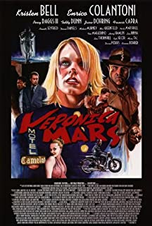 Veronica Mars Movie Poster (27 x 40 Inches - 69cm x 102cm) (2004) -(Kristen Bell)(Percy Daggs III)(Teddy Dunn)(Jason Dohring)(Sydney Tamiia Poitier)(Francis Capra)