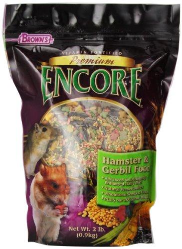 F.M. Brown's Encore Premium Hamster Pet Food