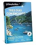 WONDERBOX Caja Regalo para mamá -Tres DÍAS con Encanto- 3.800 estancias Rurales para Dos Personas