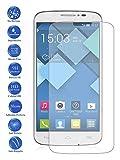 Todotumovil Protector de Pantalla Alcatel One Touch Pop 3 5.0 de Cristal Templado Vidrio 9H para movil