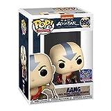 Funko Pop! Animación #995 Avatar The Last Airbender – Versión metálica – Funko Hollywood Exclusive