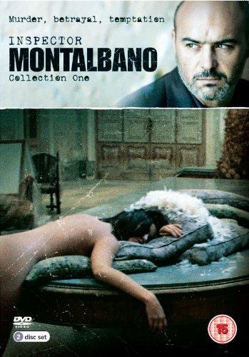 Inspector Montalbano - Collection 01 (2 Dvd) [Edizione: Regno Unito] [Ita] [Edizione: Regno Unito]