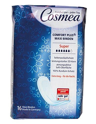 """Cosmea Super Binden""""Tex Stop"""", 6er Pack (6 x 16 Stück)"""