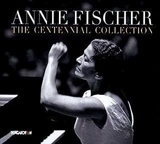 Fischer/ Esser/ Lukacs/ Budapest SO Annie Fischer-die Jahrhundertedition Piano