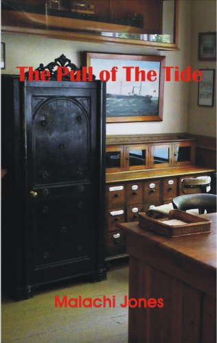 Book: The Pull of The Tide by Malachi Jones