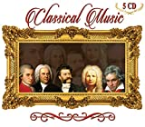 5 CD Classical Music Beethoven, Bach, Vivaldi, Mozart, Strauss