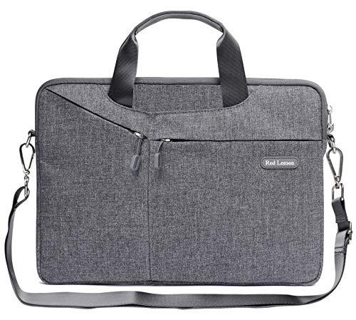 Red Lemon Hybrid Business 15.6 Inch Shock & Waterproof Unisex Laptop Bag...
