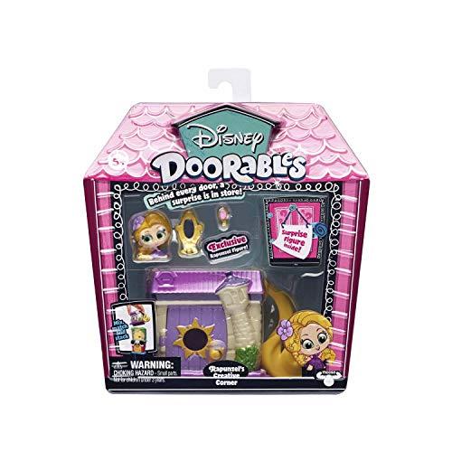 Famosa - Disney Doorables 14653C. Mini casa: Rapunzel.