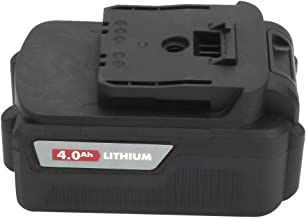Batería de litio portátil 21V 2.0Ah / 4.0Ah batería de litio recargable para taladro de impacto martillo eléctrico herramientas eléctricas(4.0ah)