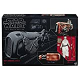 Hasbro Star Wars Black Series 6-inch Vehicle 2017 Rey's Speeder (Jakku) Vehicles