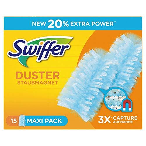 Swiffer Duster Trappola & Lock Ricariche - 210 Gr