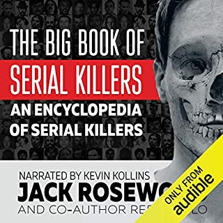 The Big Book of Serial Killers cover art