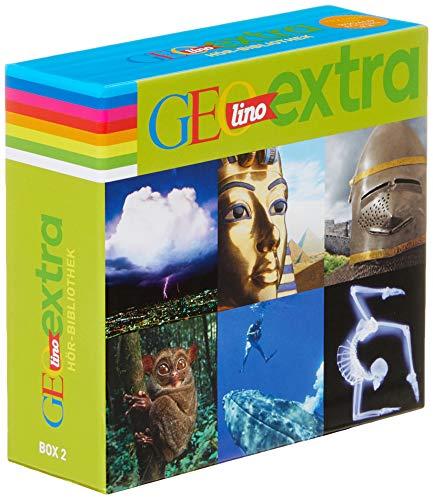 GEOlino Editions Box II: GEOlino extra Hör-Bibliothek (Die GEOlino Hör-Bibliothek - Editionsboxen, Band 2)