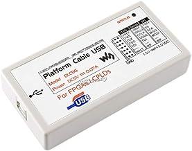 Compatible XILINX Platform Cable USB FPGA CPLD JTAG Slave-Serial SPI DLC9G in-circuit Download Debugger Programmer @XYGStudy