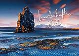Landschafts-Kalender 2020 DIN A3 Querformat, Landschaften Kalender, Bildkalender, Landschaftskalender 2020, Naturkalender 2020 (DIN A3)
