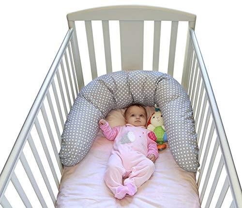Niimo Cojin Lactancia Bebe y Almohada Embarazada Dormir...