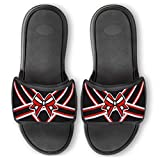 Repwell Cheerleading Slide Sandals   Cheer Bow   Team Colors