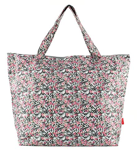 Oilily Beach Shopper Silver