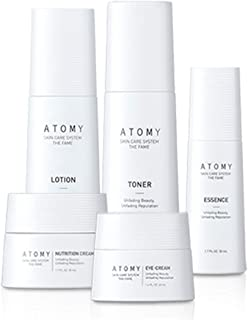 Atomy Skin Care System THE FAME - Unfading Beauty, Unfading Reputation-Lotion.toner,Essence,Eye cream,Nutrition Cream-Korean made6