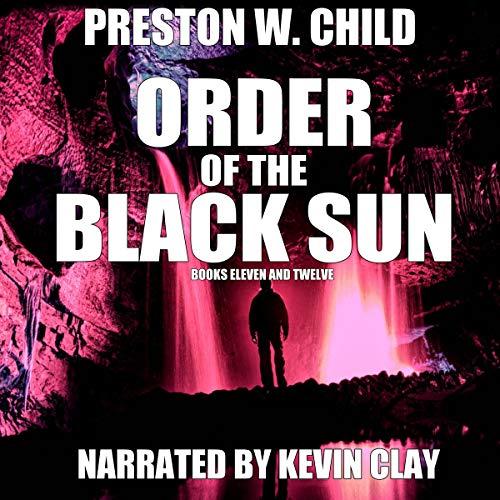 『Order of the Black Sun: Books 11 - 12』のカバーアート