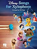 Disney Songs for Xylophone (English Edition)