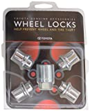 TOYOTA Genuine Accessories 00276-00900 Wheel Lock