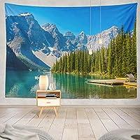 ANLAI 夏壁掛けタペストリー ンンド 壁飾り 家 リビングルーム ベッドルーム 部屋 おしゃれ飾り 150cm x 130cm