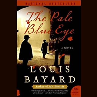 The Pale Blue Eye cover art