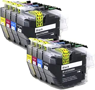 LC3329 XL Ink Cartridge Compatible Replacement For Brother MFC-J5930DW MFC-J6935DW Printer, High Yield Work With Everyone ...