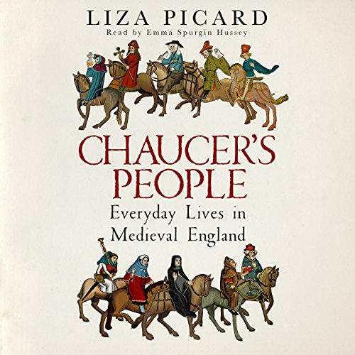 Chaucer's People cover art