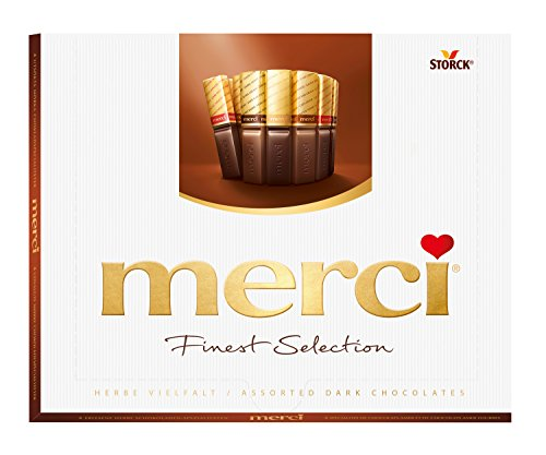 merci Finest Selection Herbe Vielfalt – 5er Pack (5 x 250g Packung)